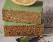 Lemon Verbena - Organic Handmade Artisan Soap