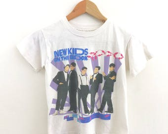 Vintage 1989 New Kids On the Block T-shirt