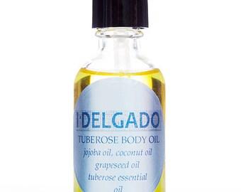 I Delgado Tuberose Body Oil