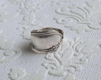 Meadowbrooke Spoon Ring