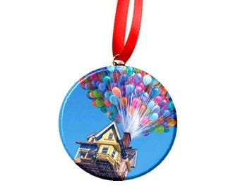 UP Balloon House - Ornament