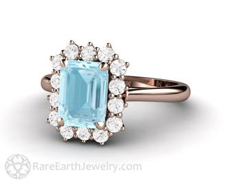 Custom Engagement Rings by Rare Earth Jewelry by RareEarth on Etsy