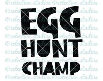 Easter SVG, Boy's Easter design, Egg Hunt Champ, hipster boy shirt design svg,DXF,png,jpg,eps vector cutting file for silhouette or cricut