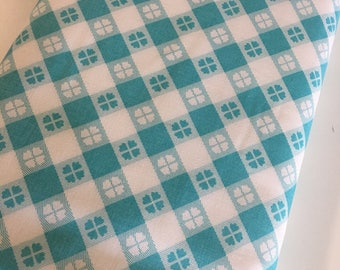 Picnic Fabric, Plaid fabric, Fabricshoppe GlamperLicious fabric, Quilting fabric by Riley Blake, Gingham in Blue, Choose the cut