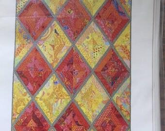 String me Up pattern by Allison Designs
