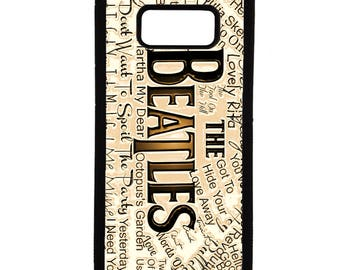 the beatles Samsung galaxy s8, s6, s7, 6 edge, 7 edge, 8 plus. note 8, note 5