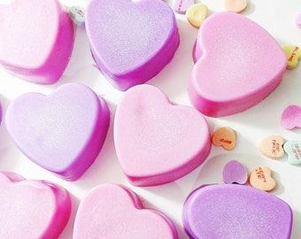 Valentine Soap. Valentine Gift. Valentines Day Soaps. Valentines Day Gift. Gift for Her. Valentine Party Favor. Valentine Decorations. Women
