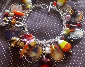Witchy Ways Charm Bracelet