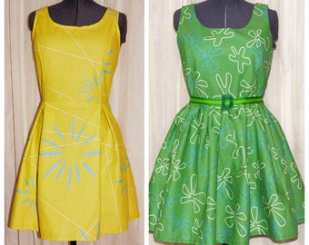Emotions Dress - Adult size small - x large