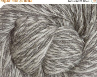 ON SALE Storm Eco Duo Cascade Alpaca Wool Yarn 197 yards Worsted Weight Alpaca Merino Wool Blend Color 1703