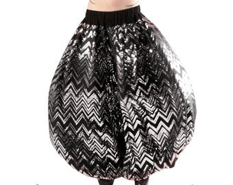 Pantaloons, YOUR SIZE, Black with Silver Sequins, Wide Leg Pants, Bloomers, Pantaloons, Tribal, Bellydance, Like Assuit, Cabaret, Fusion