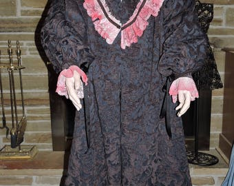Custom made Weasley's Yule Ball Robe coat worn by Ron from Harry Potter