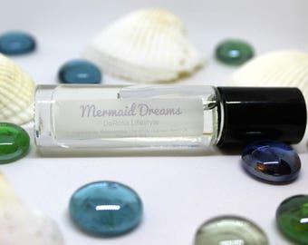 Mermaid Dreams Roll-On Perfume