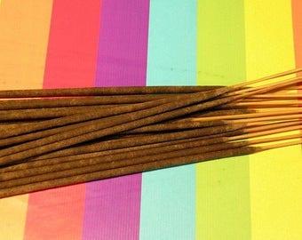 Georgia Peach Hand Dipped Incense Sticks, 20 per pack