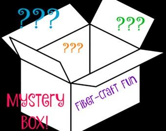 Recycled Sari Yarn Mystery Box - 6 skeins