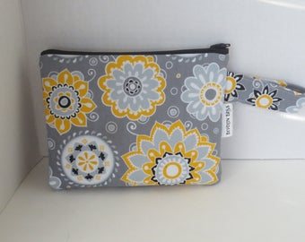Clutch - Zip Pouch - Amy Butler - Case - Zip Case