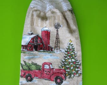 Silo Christmas Tree Farm