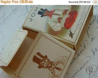 ONSALE 1906 Antique Stunning Cigar Box