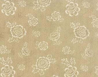SALE Tan Cream Black Tie Affair Fabric - Moda - BasicGrey - 30424 13
