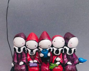 Parallel Poppets - #8/25