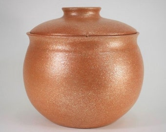 NEW - Ceramic Cooking Pot, 3.75 qt., Made with Micaceous Clay