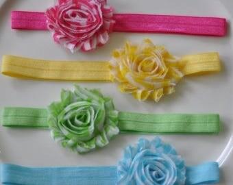 sale Baby Headband Set Newborn Headbands Infants Headbands Baby Bow Headbands Girls Headbands Shabby Flower Headbands Toddler Headbands Baby