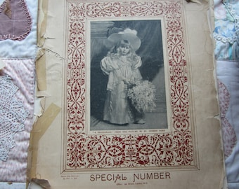 The Graphic Magazine. May 1896. Vo. LIII. Special Number