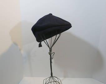 Vintage Kangol hat  Blue WOOL cap Vintage