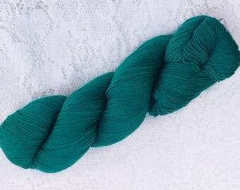 DESTASH - Cascade Heritage Sock Yarn - Jade