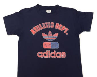 Adidas athletic dept t shirt