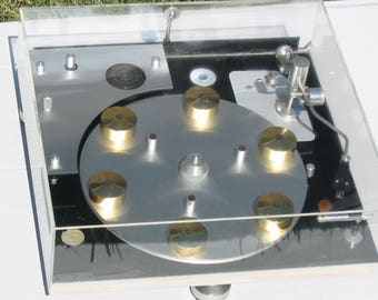 Transcriptor Hydraulic Reference Turntable by J.A.Mitchell