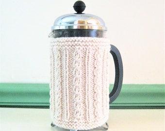 Aran French Press Coffee Cozy