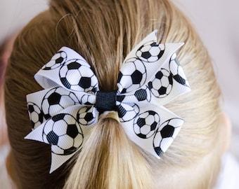 Pinwheel Hair Bows