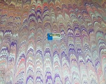 marbled paper,  cm 50 x 70   .carta marmorizzata,  ebru -  934