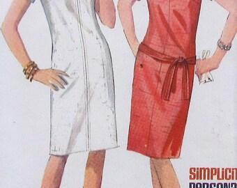 Vintage Dress Pattern Simplicity 5995 Size 16