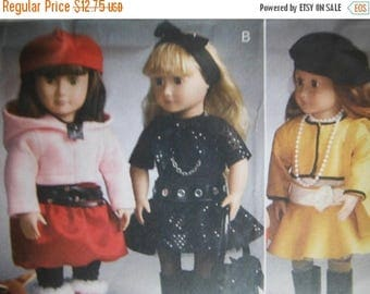 American Girl Doll Patterns--Lots of Options --UNCUT PATTERNS