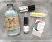 Back To School Gift Set // Organic
