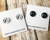 Harry Potter Stud Earrings