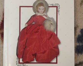 """New Book - """"Ruth Gibbs Godey's Little Lady Dolls"""""""