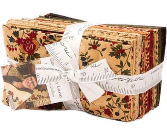 ON SALE Gooseberry Lane 33 Fat Eighth Bundle by Kansas Troubles Quilters for Moda 9540F8