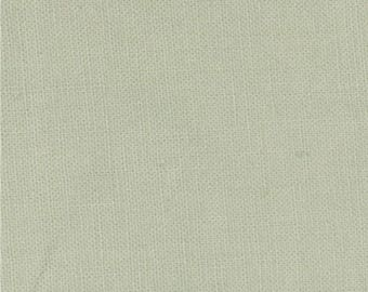 Moda Bella Solids Flax Fabric 9900-241 by the 1/2 yard