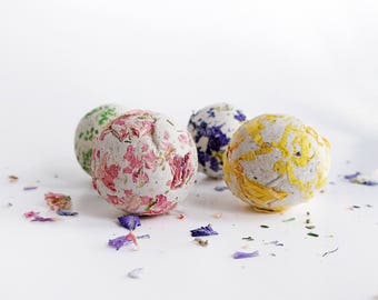 Plantable HERB Seed Bombs with Cards, Garden Wedding, Gardening, Wildflower Seeds, Eco Friendly Wedding, Thank you gifts