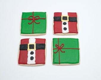Santa/Present  (2 dozen)