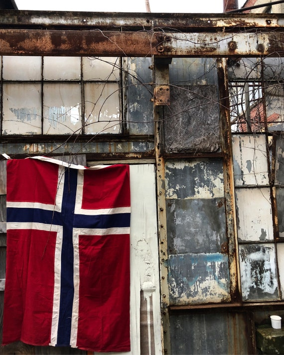 3' x 5' Flag of Norway, cotton bunting