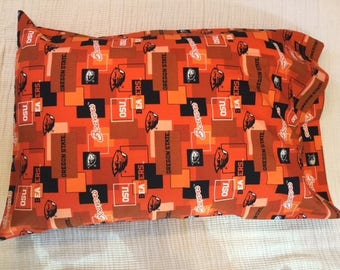 Oregon State Beavers (Modern) Pillowcase