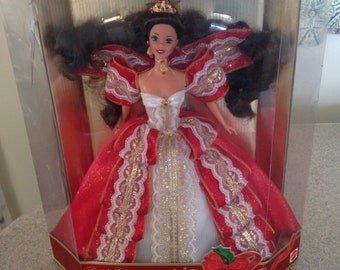 Vintage 1997 Special Edition Holiday Barbie