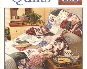 Easy Does It Quilts Better Homes and Gardens Quilt Book