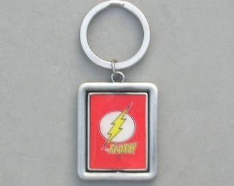 The Flash Key ring