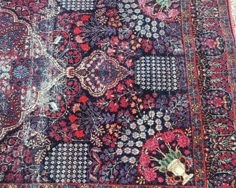 Awesome antique Hand Made Rug 4 x 6