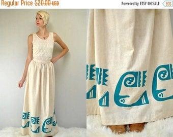 sale 25% off - Linen Skirt  //  Dirndl Skirt  //  Maxi Skirt  //  THE EDGE